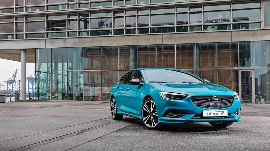 Opel Insignia en zengin donanımlı seçeneğine kavuştu