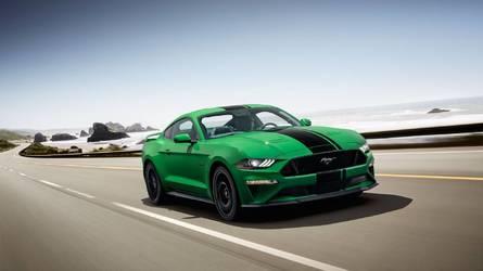Már zöldben is megvásárolható a vadonatúj Ford Mustang