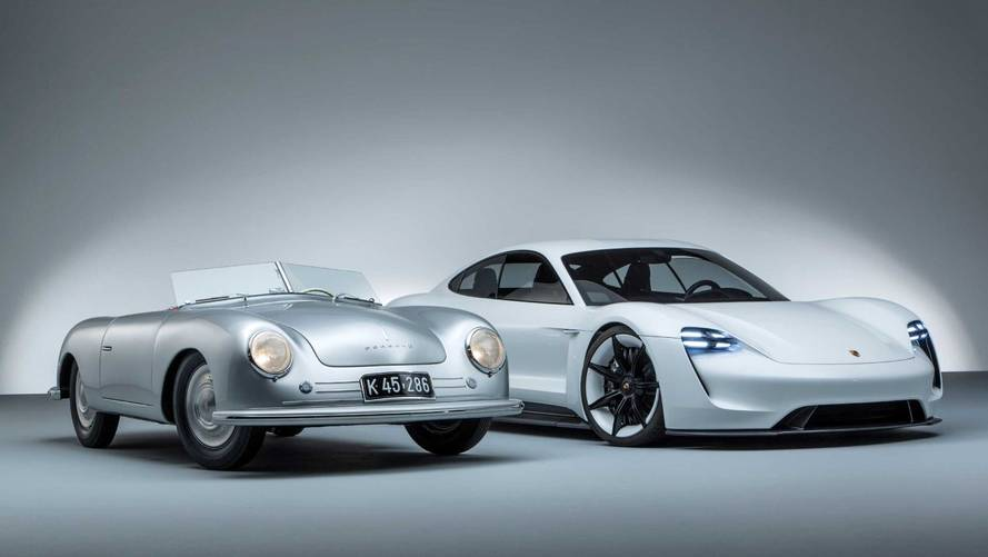 Porsche: a Mission E sikerén akár a márka jövője is múlhat