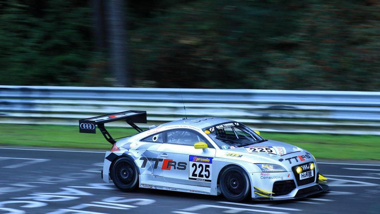 Audi TTRS Race Car (2011)