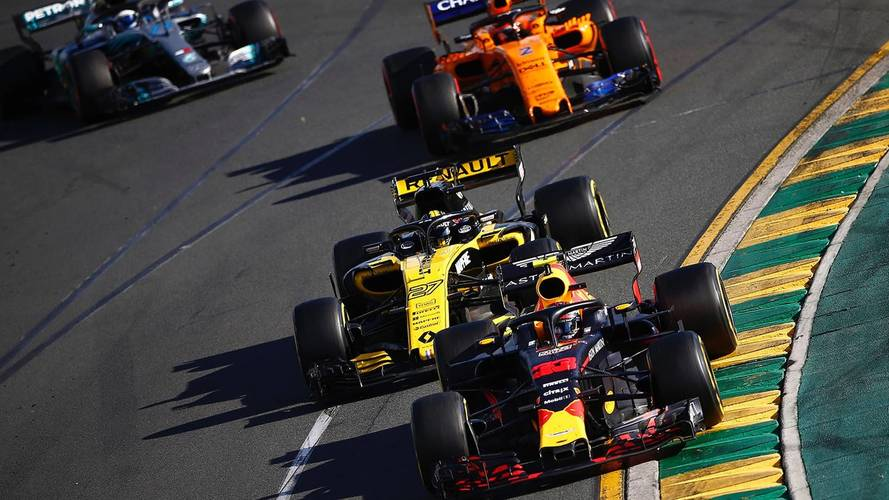 Liberty reveals vision for cheaper, more spectacular F1
