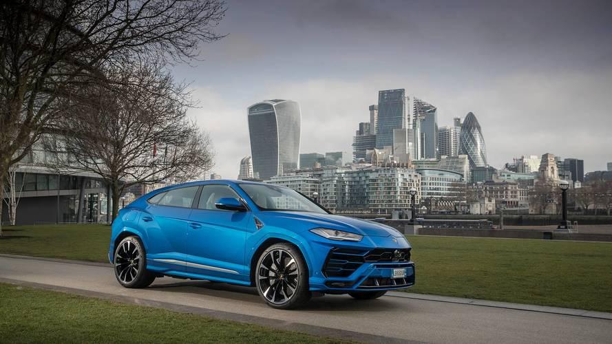 Lamborghini Urus hybride rechargeable - Rendez-vous en 2019