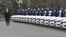 Bővült a rendőrség járműparkja