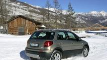 2006 Fiat Sedici