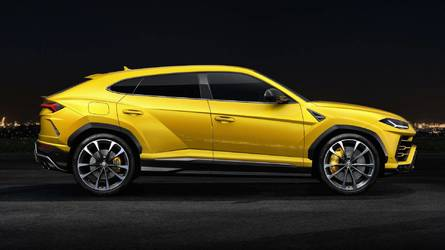 Pirelli To Offer Six Different Tire Options For Lamborghini Urus