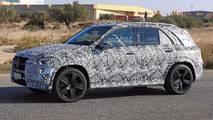 2019 Mercedes-Benz GLE-Class Spy Photo