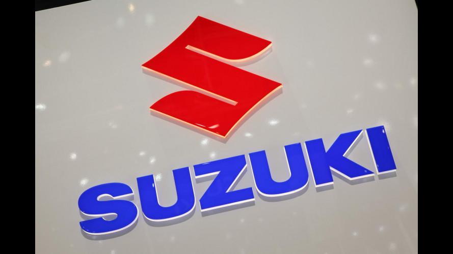 Suzuki al Salone di Ginevra 2013