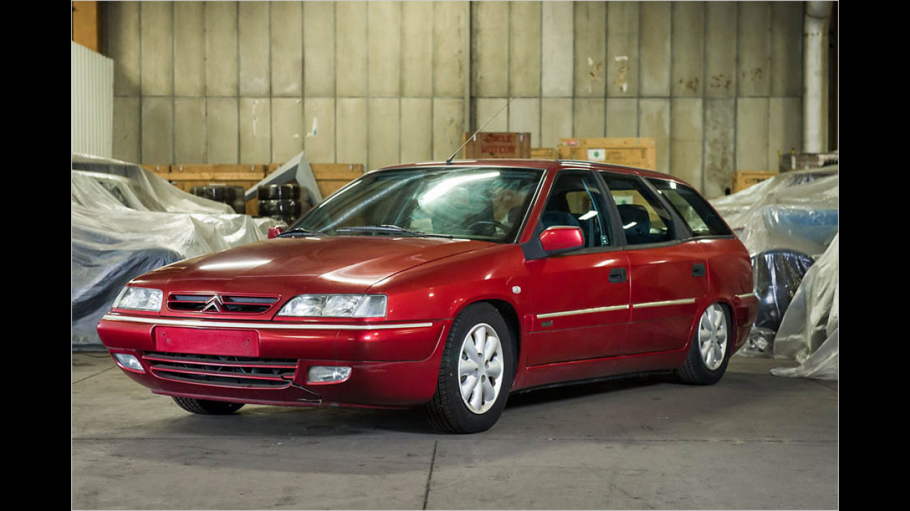 2001 Citroën Xantia Break