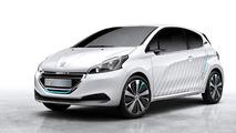 Peugeot 208 HYbrid Air 2L concept
