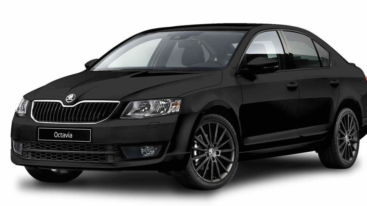 Skoda Octavia Black Edition