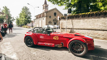 """Donkervoort introduces D8 GTO """"1000 Miglia Edition"""""""