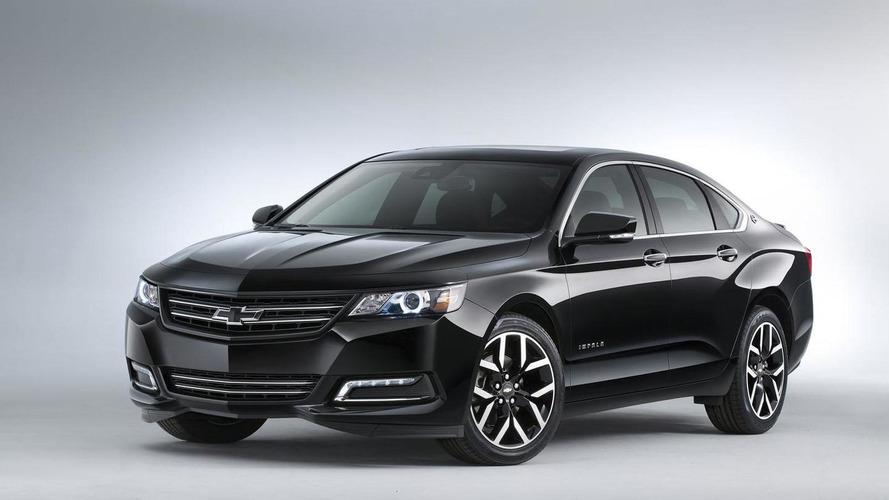 Chevrolet Impala Blackout