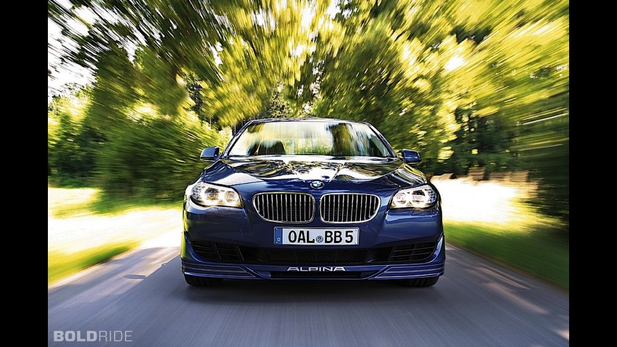 Alpina BMW B5 Bi-Turbo