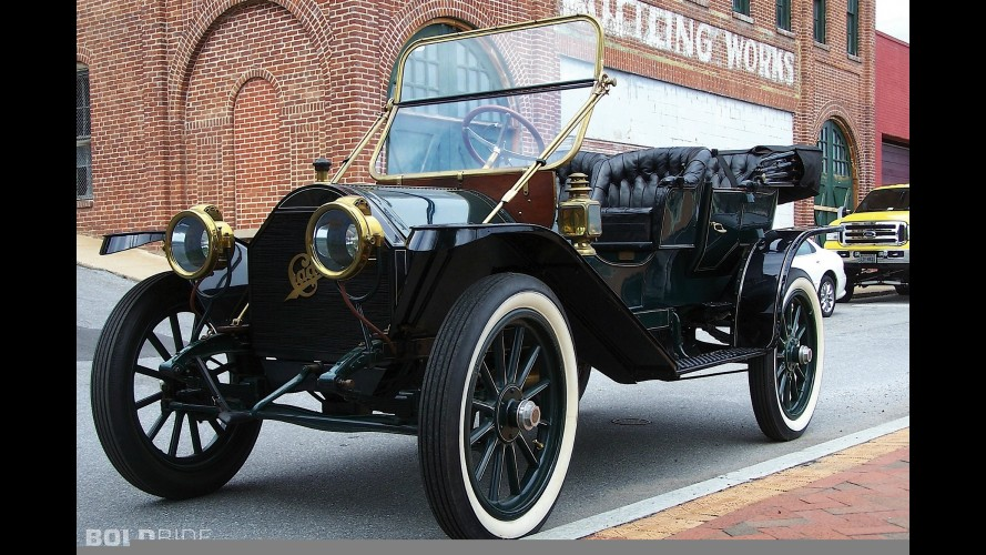 Cadillac Model 30 Four-Passenger