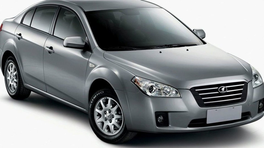 Bentung A 501 Revealed as Besturn B50
