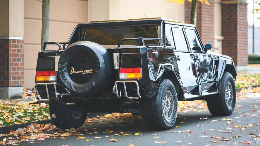 1990 Lamborghini LM002 Auction