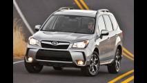 Novo Subaru Forester 2014 chega em duas versões com preços a partir de R$ 110 mil