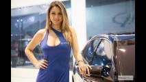 Galeria de fotos: as gatas do Salão do Automóvel 2014