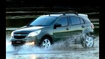 Chevrolet lança os kits de personalização Sport e Sunny para o Agile - Veja fotos