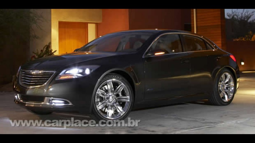 Chrysler envia plano de US$ 448 milhões ao governo para iniciar produção de elétricos