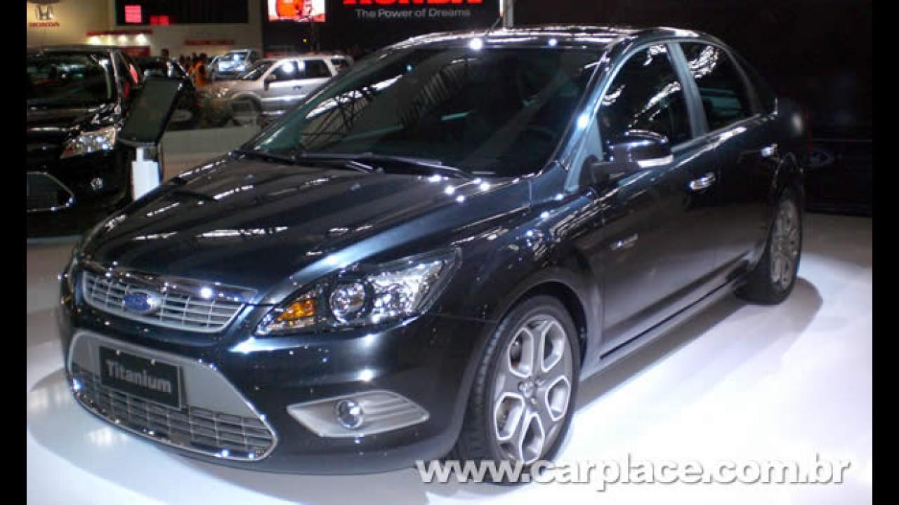 Ford lançará Focus ST no Brasil em 2010