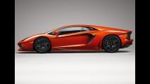 Lamborghini Aventador LP700-4 2012 é revelado oficialmente - Veja fotos em alta resolução