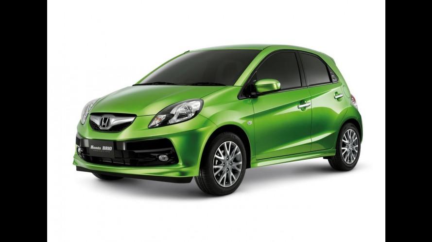 Honda revela o Brio Concept 2010: Futuro compacto brasileiro praticamente pronto