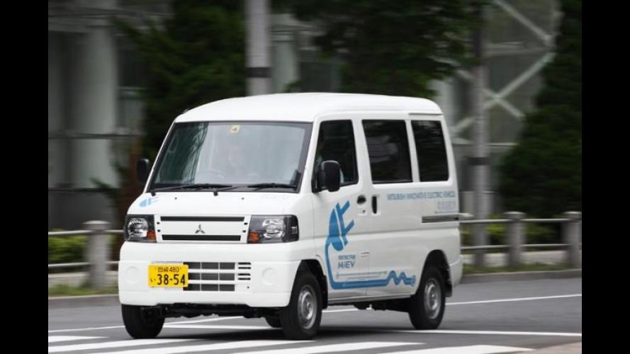 Mitsubishi e Suzuki firmam parceria para desenvolvimento de veículos elétricos