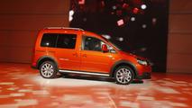 Volkswagen Cross Caddy at 2012 Paris Motor Show
