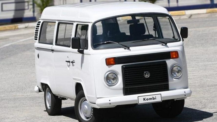 Volkswagen to end Kombi production after 63 years