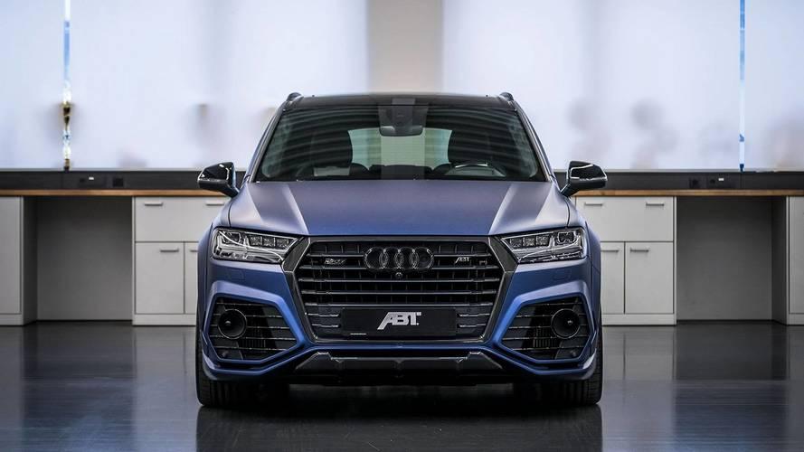 ABT Vossen Audi SQ7