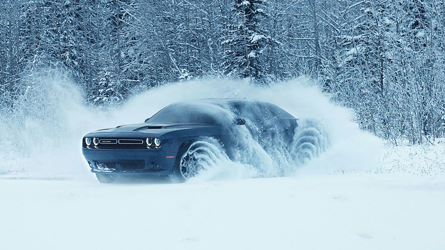 2017 Dodge Challenger GT: AWD, but no V8
