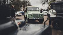 Last Land Rover Defenders built in Solihull