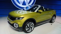 Salão do Automóvel: VW T-Cross Breeze conceitua futuro SUV do Gol