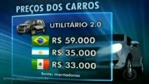 Carros são caros no Brasil, mas esses extrapolam - veja lista