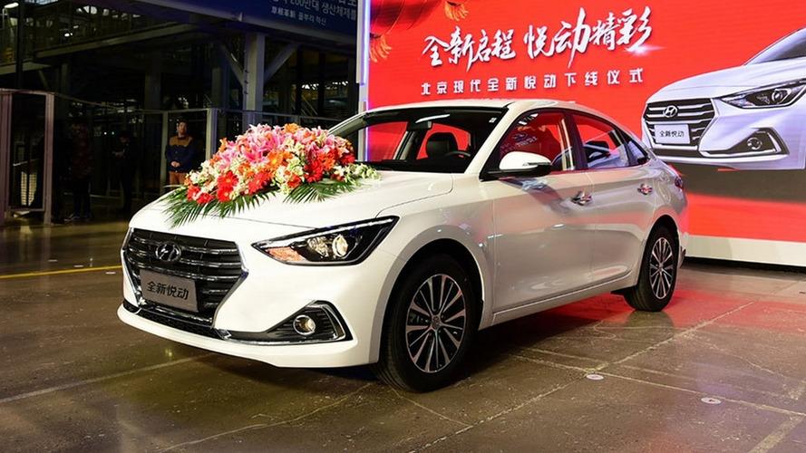 Este é o Hyundai Celesta, o mais novo sedã compacto da marca