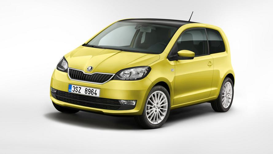 Škoda- La Citigo se refait une beauté