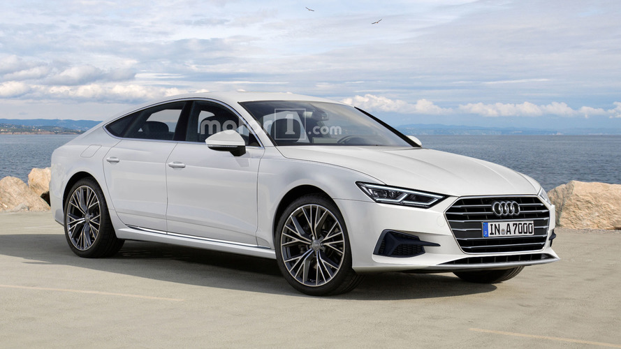 Will the 2019 Audi A7 Sportback look as sharp as this?