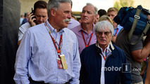 No change coming to F1 management