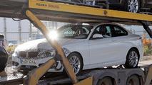 BMW 2 Series Refresh Spy Photos on Transporter