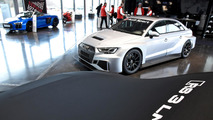 Audi RS3 LMS First Delivery
