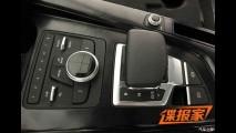 Flagra: novo Audi A4 é pego novamente e revela o interior
