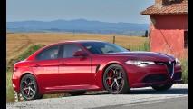 Alfa Romeo Giorgio: sedã esportivo rival do BMW Série 5 estreia em 2018