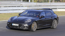 Fotos - Flagra Porsche Panamera Sport Turismo 2018