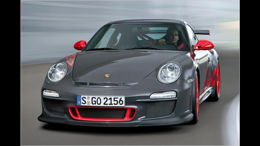 Rundstrecken-Alltag: Der neue Porsche GT3 RS