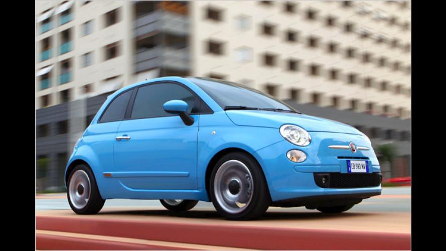 Fiat 500 mit Zweizylinder-Motor startet bei unter 13.000 Euro