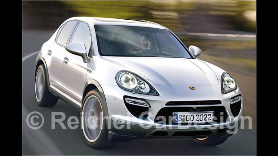 Porsche: Grünes Licht für neue Modellreihe