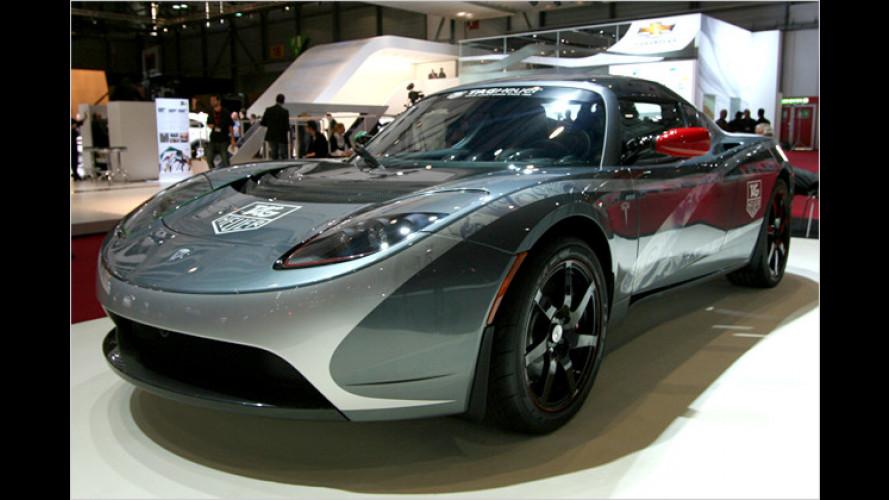 Tag Heuer Tesla Roadster Sport
