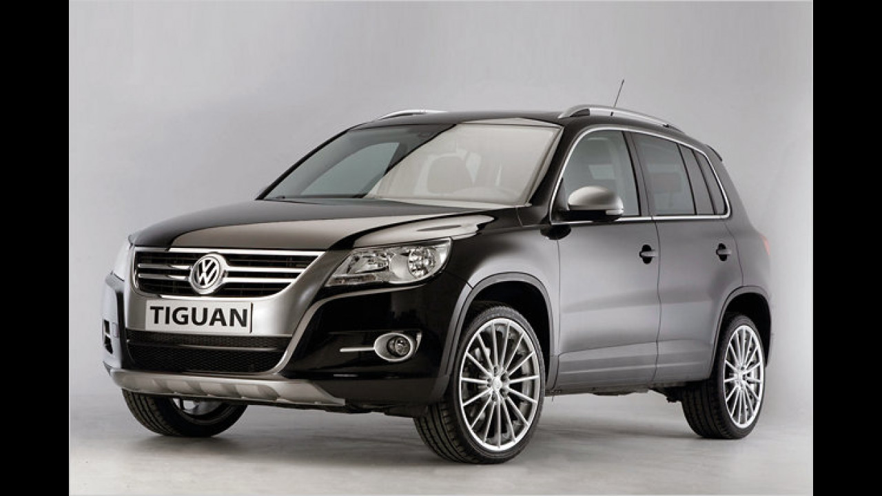 VW: Sicheres Styling