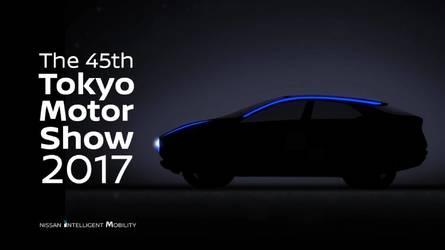 Önvezető tanulmánnyal készül a Nissan a Tokiói Autószalonra